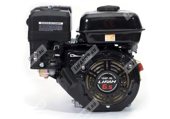 Двигатель Lifan 168F-2L (12В3А36Вт)