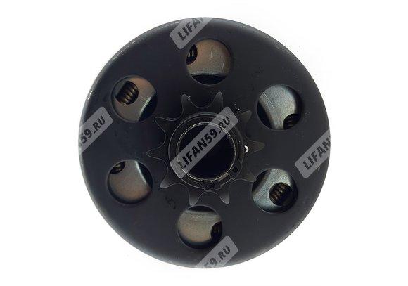 Сцепление центробежное под вал 20 мм (звезда 428-10T) для картинга и прочих самоделок