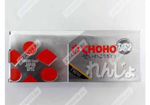 Цепь CHOHO  (520H, 120 зв., усиленная) для Мотобуксировщиков