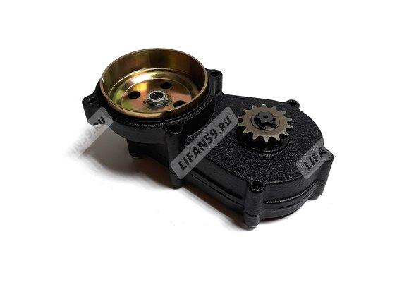 Редуктор для веломотора понижающий 3.25:1