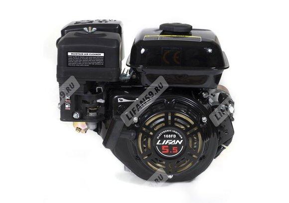 Двигатель Lifan 168FD (12В7А84Вт)