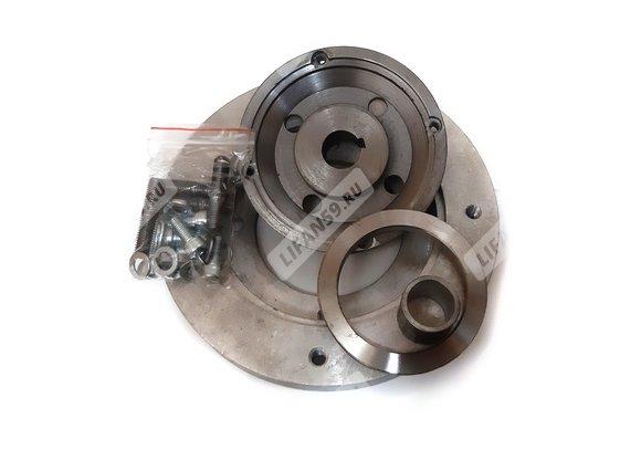 Переходник для установки двигателя Lifan(9-15 Л.С) (DP) на мотоблок Агро (адаптер сцепления Агрос-Лифан)