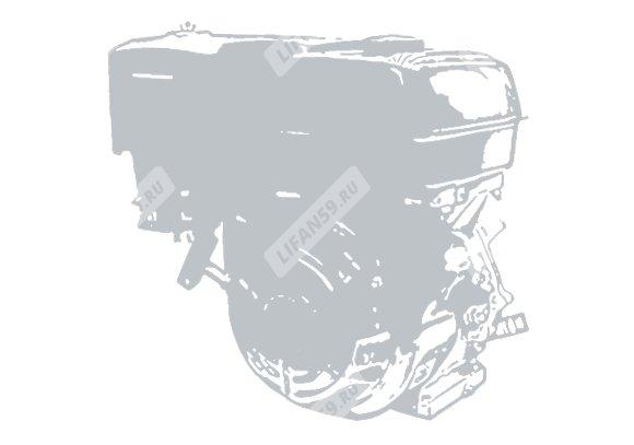 Двигатель Lifan KP230E (12В7А84Вт, вал 19мм)