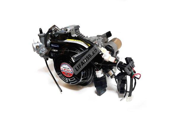 Двигатель Lifan GS212E (7А84Вт, без бака, глушителя, карбюратора, возд.фильтра)