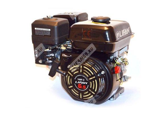 Двигатель Lifan 168F-2 (12В3А36Вт)