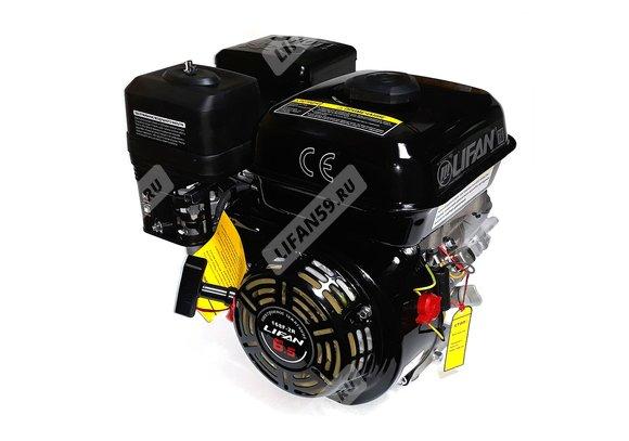 Двигатель Lifan 168F-2R (12В7А84Вт)