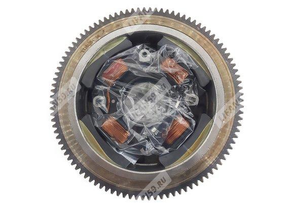 Комплект электрооборудования 192F-2TD (KP460) 216Вт (18А) (для ЭЛЕКТРО стартера, с венцом)