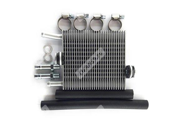 Радиатор нового образца со шлангом и крепежом 2V78F-2A(после 2018 г.в.) - 2V80FDA(ОРИГИНАЛ,