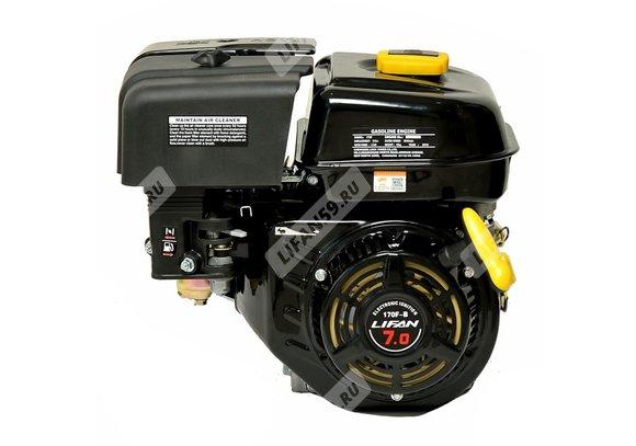 Двигатель Lifan 170F-B