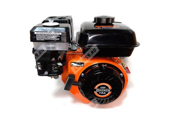 Двигатель Hemen 170F