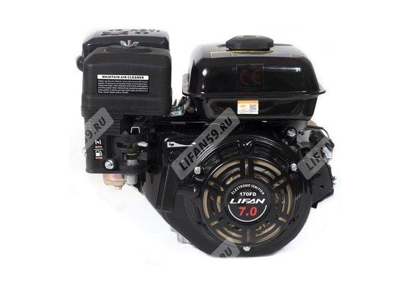 Двигатель Lifan 170FD (вал 19мм)