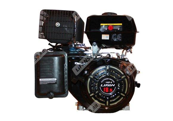 Двигатель Lifan 192F-2 (12В7А84Вт)