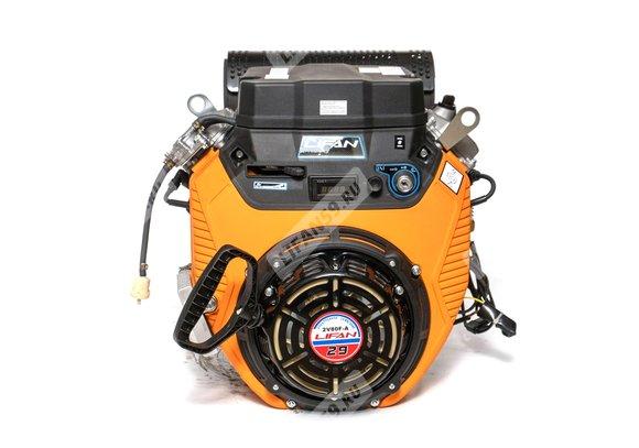 Двигатель Lifan 2V80FD-A (29 л.с., 20А240Вт, S-вал)