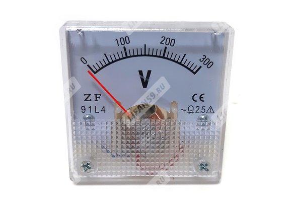 Вольтметр бензогенератора (300V)