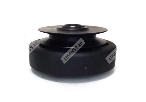 Сцепление центробежное, одноручейковое,фрикционное,под ремень A-типа,под вал 20 мм.